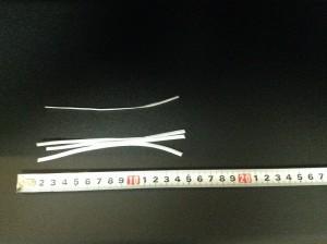 画像3:ねじねじ針金・短いもの